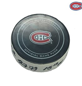 Club De Hockey MAX PACIORETTY GOAL PUCK (3) 12-NOV-2016
