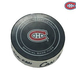 Club De Hockey MAX PACIORETTY GOAL PUCK (4) 15-NOV-2016