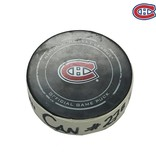 Club De Hockey ALEX GALCHENYUK GOAL PUCK (8) 22-NOV-2016