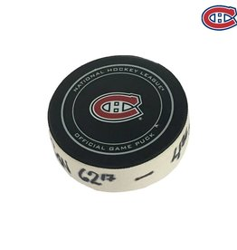 Club De Hockey ARTTURI LEHKONEN GOAL PUCK (17) 7-APR-2017