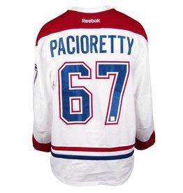 "Club De Hockey 2016-2017 #67 MAX PACIORETTY ""C"" AWAY SET 1"