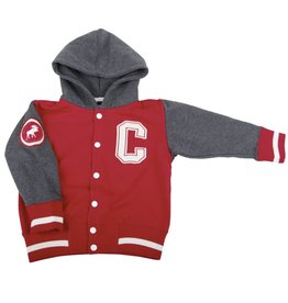 Attraction Inc KID'S VARSITY JACKET