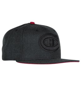 New Era MIXED WOOL LOGO HAT