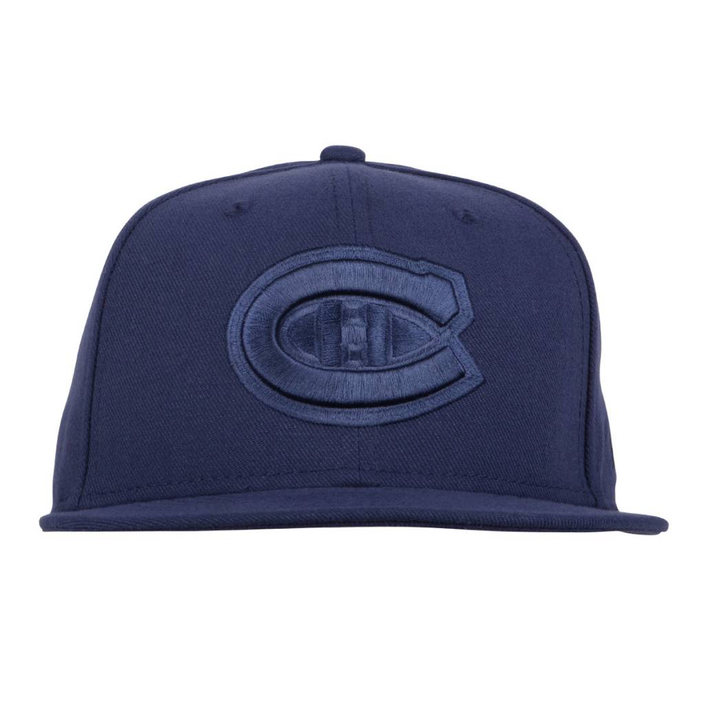 New Era CASQUETTE TOTAL TONE FITTED BLEU