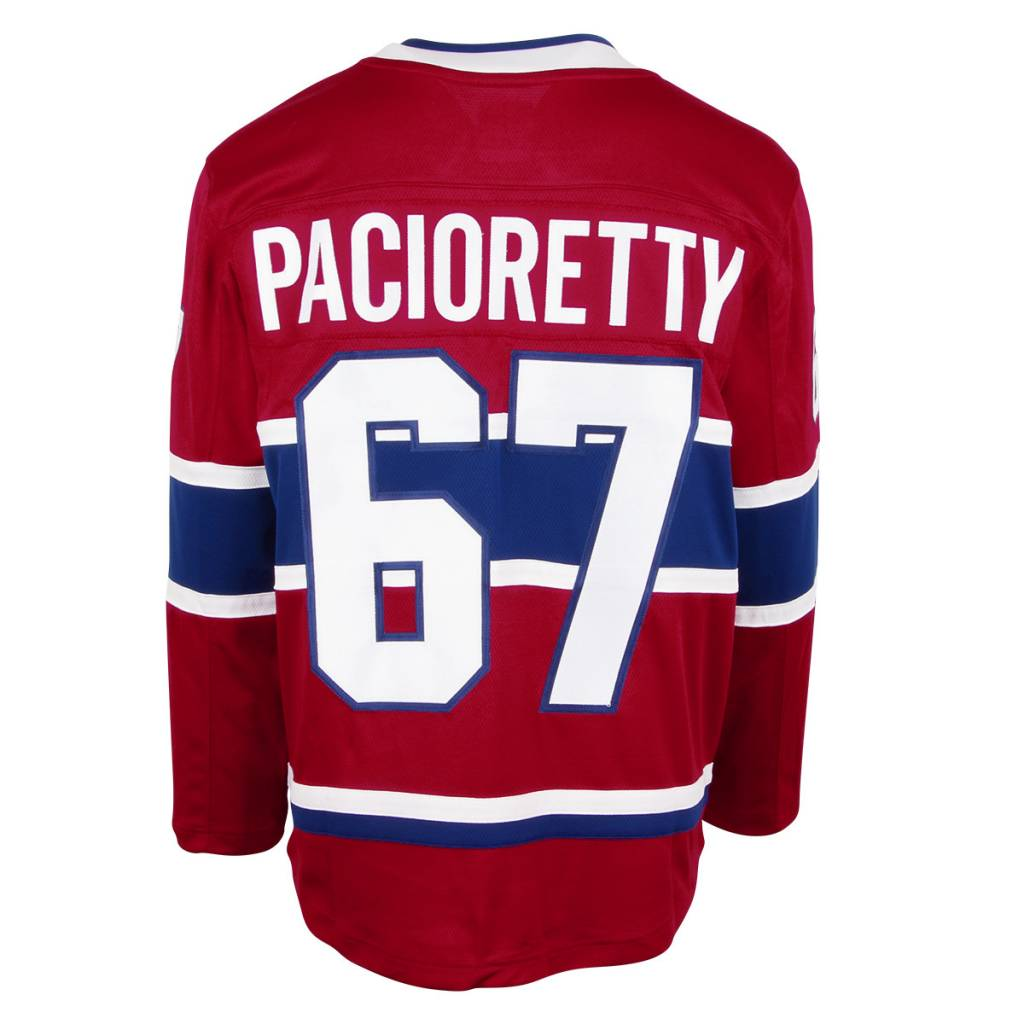 Fanatics CHANDAIL RÉPLIQUE FANATICS  MAX PACIORETTY