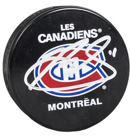 Classic Auctions SIGNED PUCK BY BRENDAN GALLAGHER