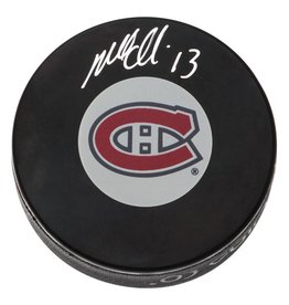 Club De Hockey RONDELLE SIGNÉE PAR MICHAEL CAMMALLERI