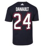Adidas T-SHIRT JOUEUR ADIDAS #24 PHILLIP DANAULT
