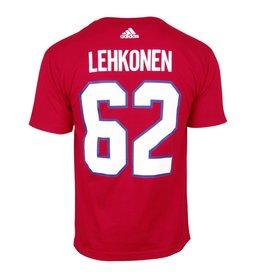 Adidas ARTURRI LEHKONEN #62 ADIDAS PLAYER T-SHIRT