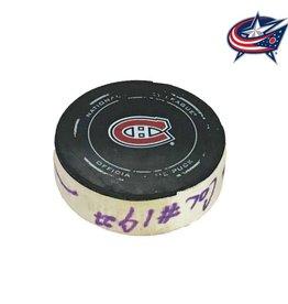 Club De Hockey RONDELLE DE BUT RYAN JOHANSEN (27) 20-MAR-2014