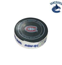 Club De Hockey DANIEL SEDIN GOAL PUCK (6) 16-NOV-2015