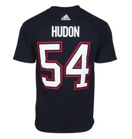 Adidas T-SHIRT JOUEUR ADIDAS #54 CHARLES HUDON