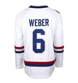 Fanatics SHEA WEBER NHL100 CLASSIC REPLICA JERSEY