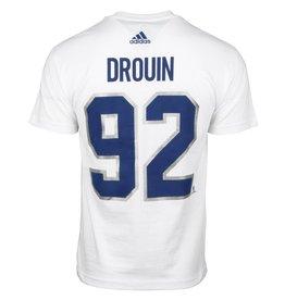 Adidas T-SHIRT JOUEUR JONATHAN DROUIN #92 CLASSIQUE 100 DE LA LNH