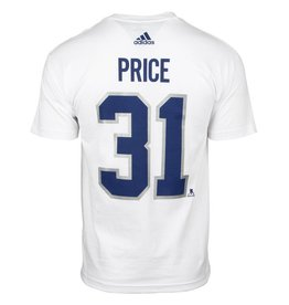Adidas CAREY PRICE #31 NHL100 CLASSIC PLAYER T-SHIRT