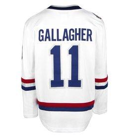Fanatics BRENDAN GALLAGHER NHL100 CLASSIC REPLICA JERSEY