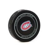 Club De Hockey OSCAR KLEFBOM GOAL PUCK (3) 9-DEC-2017