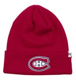 47' Brand TUQUE RAISED ROUGE