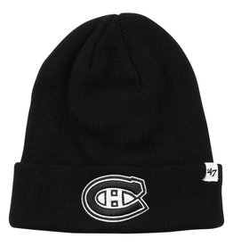 47' Brand TUQUE RAISED NOIR