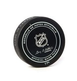 Club De Hockey DAVID KREJCI GOAL PUCK (7) 13-JAN-2018