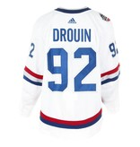 Club De Hockey 2017-2018 #92 JONATHAN DROUIN NHL 100 CLASSIC GAME-USED JERSEY