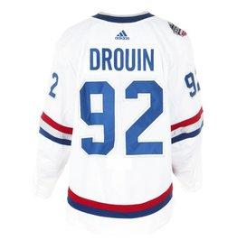 Club De Hockey CHANDAIL PORTÉ 2017-2018 #92 JONATHAN DROUIN CLASSIQUE 100 DE LA LNH