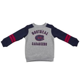 Outerstuff KID'S FRENCH TERRY SWEATER