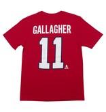 Outerstuff T-SHIRT JOUEUR JUNIOR #11 BRENDAN GALLAGHER