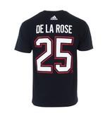 Adidas T-SHIRT JOUEUR #25 JACOB DE LA ROSE