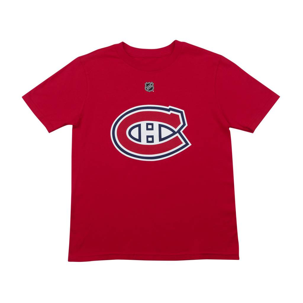 Outerstuff SHEA WEBER #6 JUNIOR PLAYER T-SHIRT