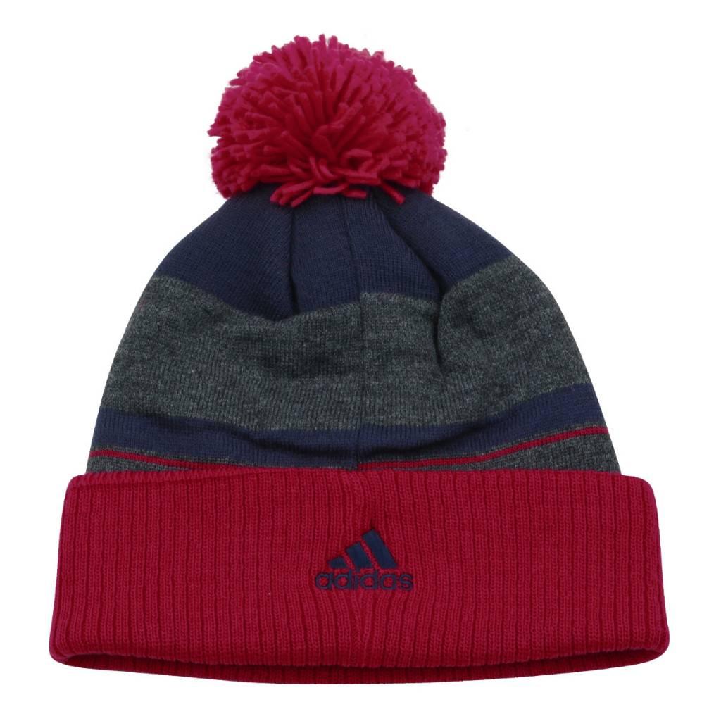 Adidas TUQUE ÉCRITURE JACQUARD SUR LE TOP