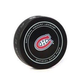 Club De Hockey LOGAN COUTURE GOAL PUCK (6) 26-OCT-2013