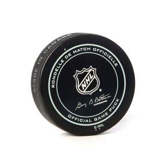Club De Hockey CLAUDE GIROUX GOAL PUCK (13) 15-APR-2013