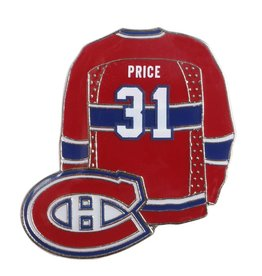 JF Sports CAREY PRICE JERSEY PIN
