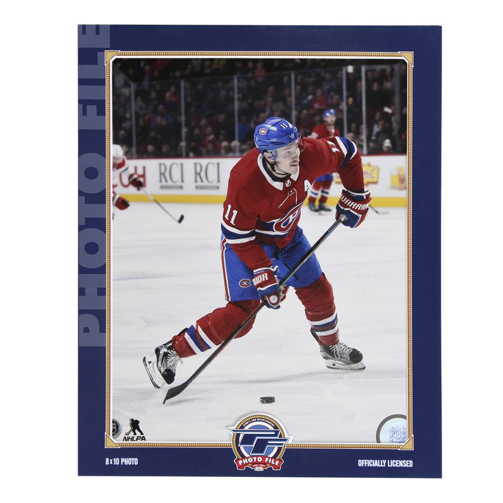 The Sports Company 8X10 BRENDAN GALLAGHER PHOTO