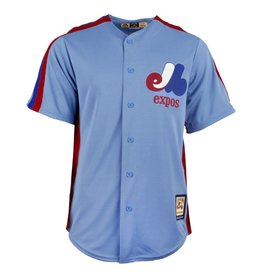 Majestic EXPOS JERSEY