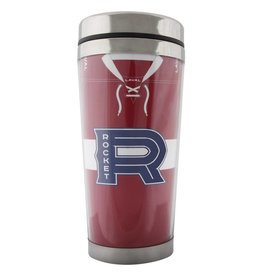 Mustang RED LAVAL ROCKET JERSEY TRAVEL MUG