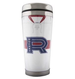 Mustang TRAVEL MUG JERSEY BLANC ROCKET