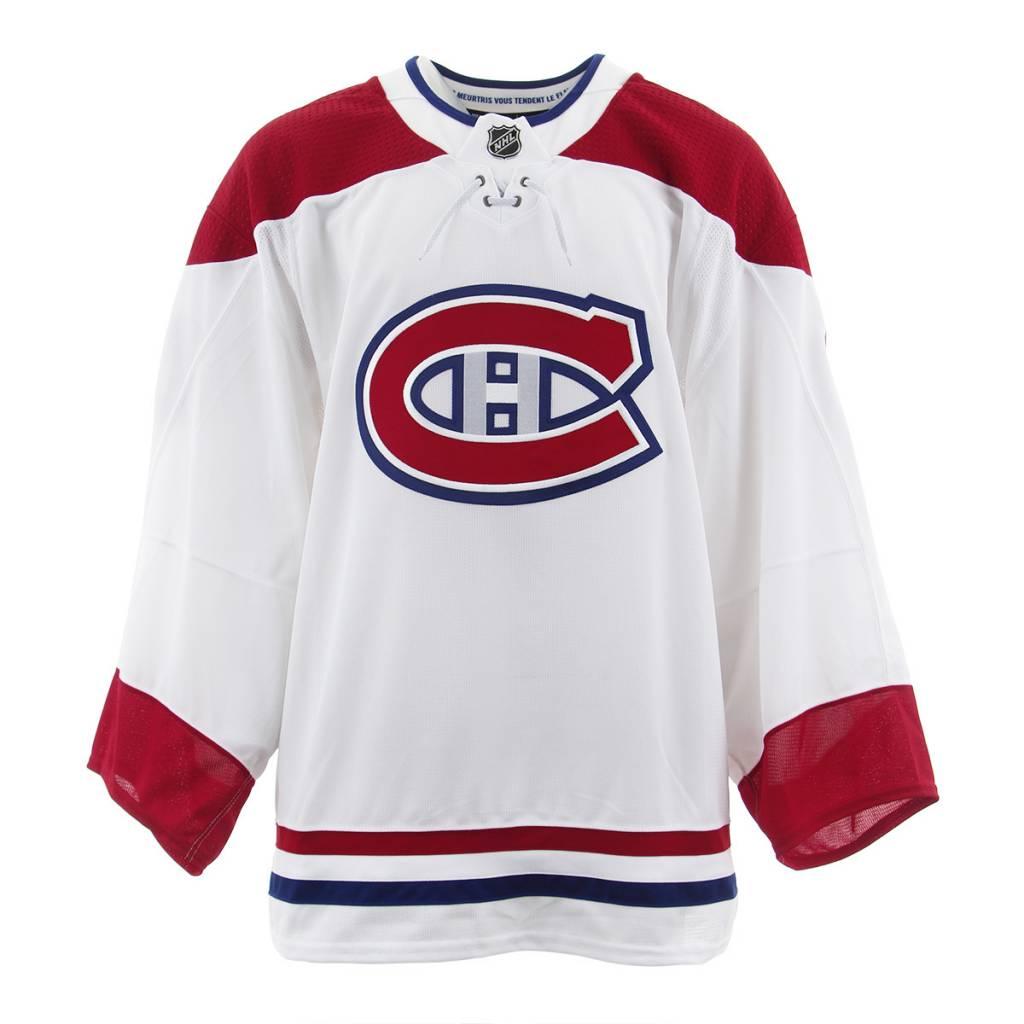 Club De Hockey CHANDAIL PORTÉ 2017-2018 #31 CAREY PRICE SÉRIE 2B √Ä L'ÉTRANGER