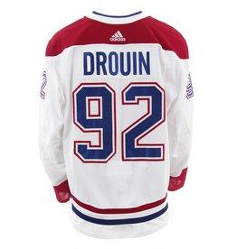Club De Hockey 2017-2018 #92 JONATHAN DROUIN AWAY SET 3 GAME-USED JERSEY