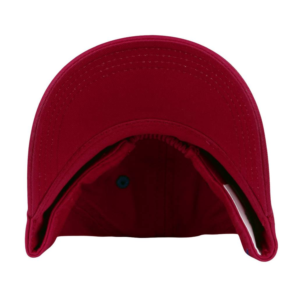 Outerstuff NEW BORN ROCKET RED BABY HAT