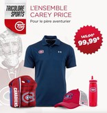 CAREY PRICE DAD PACK - POLO SIZE SMALL