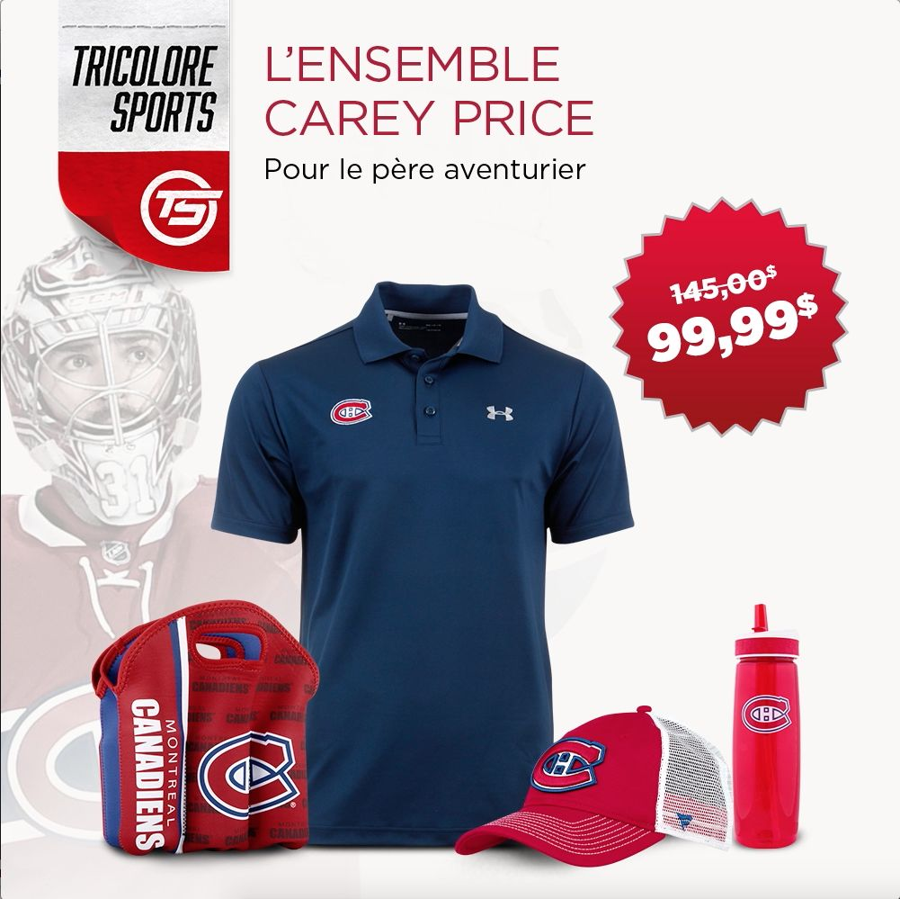 CAREY PRICE DAD PACK - POLO SIZE X-LARGE