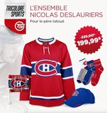 NICOLAS DESLAURIERS DAD PACK - SMALL JERSEY