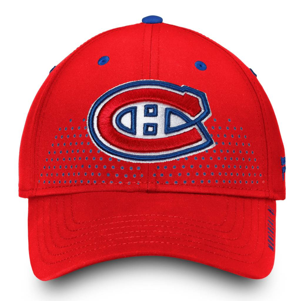Fanatics 2018 CANADIENS DRAFT HAT