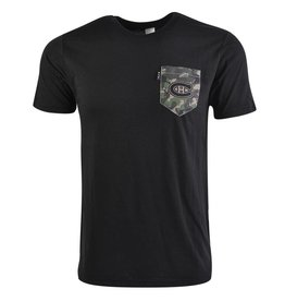 POCHE ET FILS MEN'S CAMO POCKET TEE