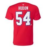 Fanatics CHARLES HUDON #54 PLAYER T-SHIRT