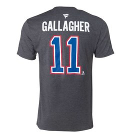 Fanatics T-SHIRT JOUEUR #11 BRENDAN GALLAGHER