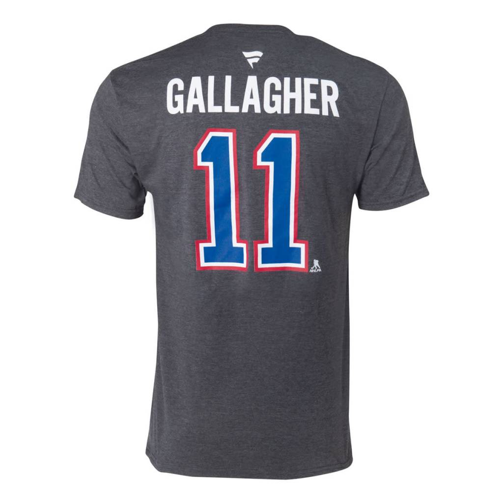 Fanatics BRENDAN GALLAGHER #11 PLAYER T-SHIRT