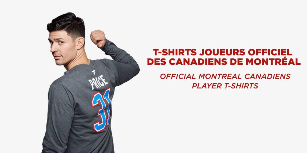 Player T-shirts
